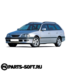 TOYOTA AVENSIS Station Wagon (_T22_) 2.0 D-4D (CDT220_)