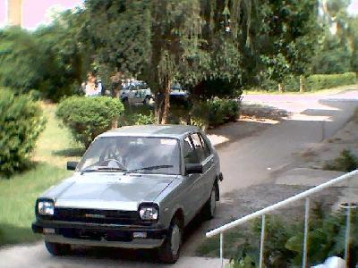 TOYOTA STARLET (KP6_) 1.2 S (KP62)