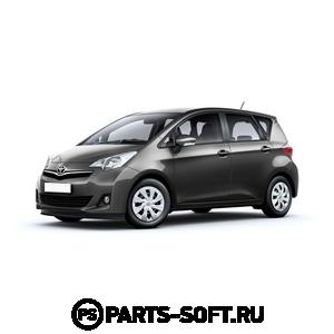 TOYOTA VERSO S (NLP12_, NCP12_, NSP12_) 1.4 D4-D