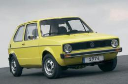 VW GOLF I (17) 1.3