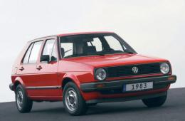 VW GOLF II (19E, 1G1) 1.8 Syncro