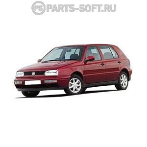 VW GOLF III (1H1) 1.9 TDI