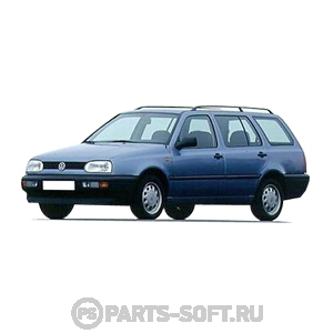 VW GOLF III Variant (1H5) 1.9 TDI