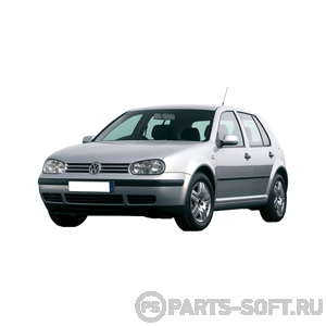 VW GOLF IV (1J1) 2.3 V5
