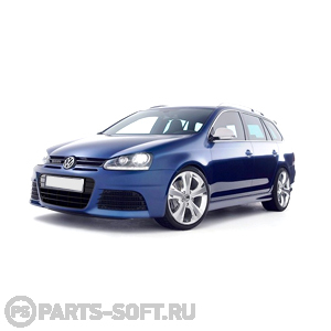 VW GOLF V Variant (1K5) 2.0 TDI