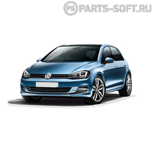 VW GOLF VII (5G1) 1.6 TDI