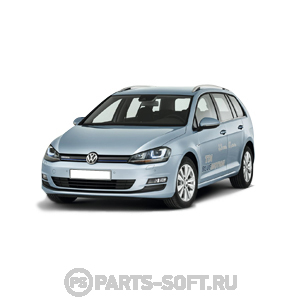 VW GOLF VII Variant (BA5) 1.6
