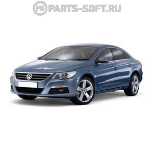 VW PASSAT CC (357) 2.0 TDI 4motion