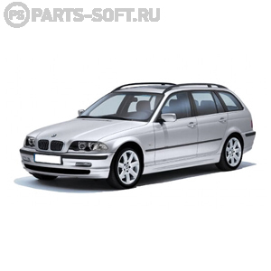 BMW 3 Touring (E46) 330 xd