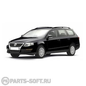 VW PASSAT Variant (3C5) 2.0 TDI 16V