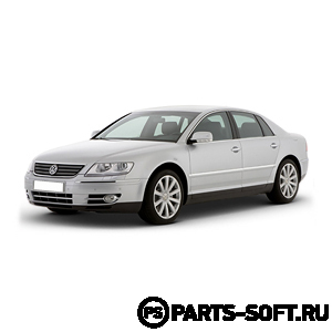 VW PHAETON (3D_) 4.2 V8 4motion