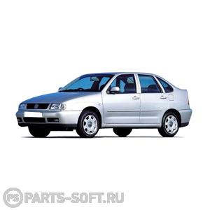 VW POLO CLASSIC (6KV2) 75 1.6