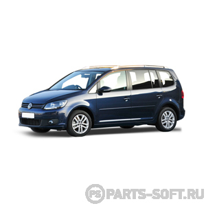 VW TOURAN (1T3) 2.0 TDI