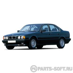 BMW 5 (E34) 525 iX 24V