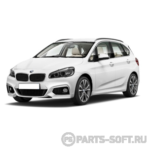 BMW 2 Active Tourer (F45) 214 d