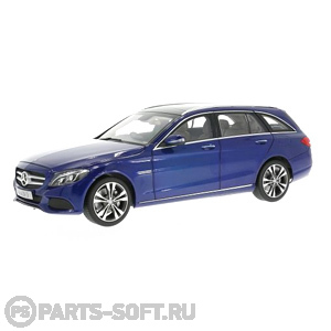 MERCEDES-BENZ C-CLASS T-Model (S205) C 200 (205.242)