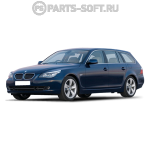 BMW 5 Touring (E61) 525 xd