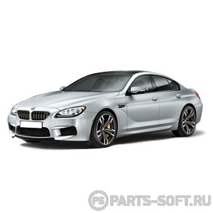 BMW 6 Gran Coupe (F06) 640 i