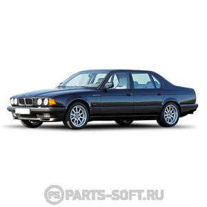BMW 7 (E32) 740 i,iL V8
