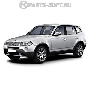 BMW X3 (E83) 3.0 sd