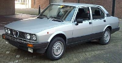 ALFA ROMEO ALFETTA GT (116) 2.0
