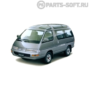 TOYOTA TOWN ACE автобус 2.0 D