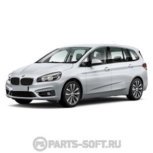 BMW 2 GRAN TOURER (F46) 216 d