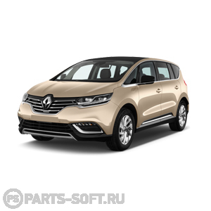 RENAULT ESPACE V 1.6 TCe 200