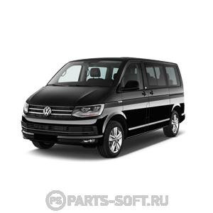 VW MULTIVAN VI (SGF, SGM, SGN) 2.0 TDI