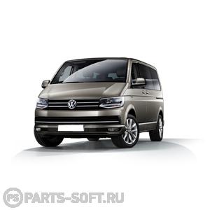 VW TRANSPORTER VI АВТОБУС (SGB, SGG, SGJ) 2.0 TDI 4motion