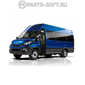 IVECO DAILY LINE АВТОБУС 40C HD, 50C HD, 60C HD