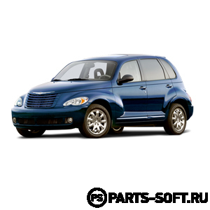CHRYSLER PT CRUISER (PT_) GT 2.4