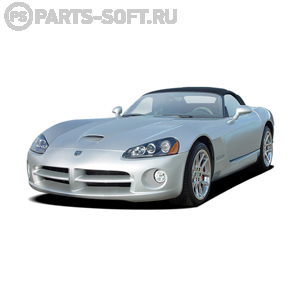 CHRYSLER VIPER 8.0