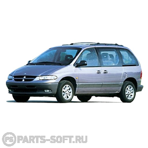 CHRYSLER VOYAGER III (GS) 3.8 i AWD