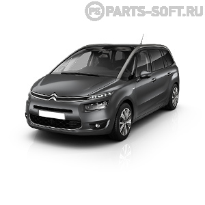 CITROEN C4 Grand Picasso II 1.6 BlueHDi 120