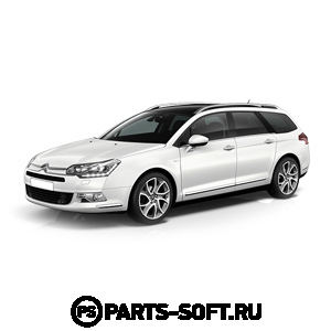 CITROEN C5 III Break (TD_) 2.0 16V