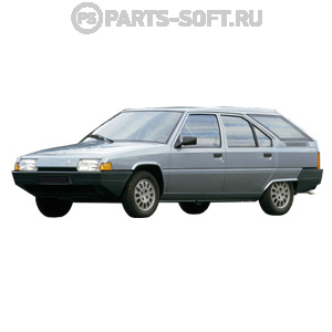 CITROEN CX II Break 22 TRS
