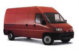 CITROEN JUMPER фургон (230L) 2.5 D