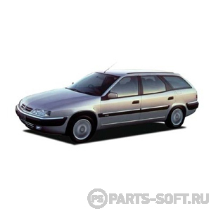 CITROEN XANTIA Break (X2) 2.0 HDI 109