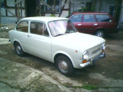 FIAT 850 0.8 Special (GB)