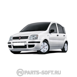 FIAT PANDA (169) 1.4 Natural Power