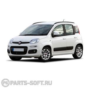 FIAT PANDA (312) 0.9 4x4