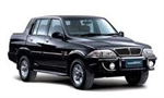 Ssangyong musso sports original