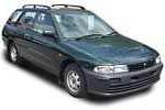 Mitsubishi lancer station wagon vii original
