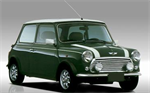Rover mini mk hetchbek original