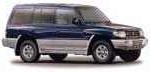 Mitsubishi pajero ii original