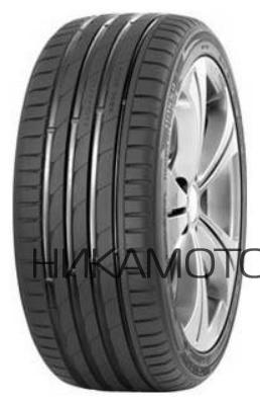 HAKKA Z SUV 255/55R19 111W (до 270 км/ч)