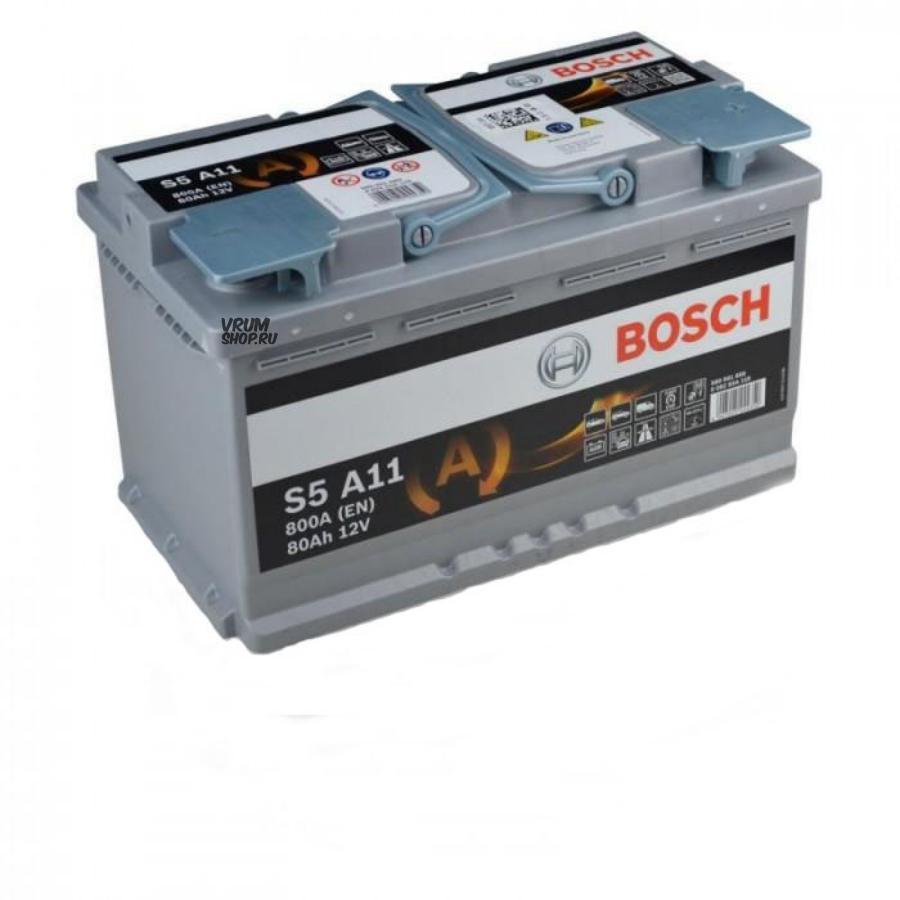 Аккумуляторная батарея Start/Stop AGM