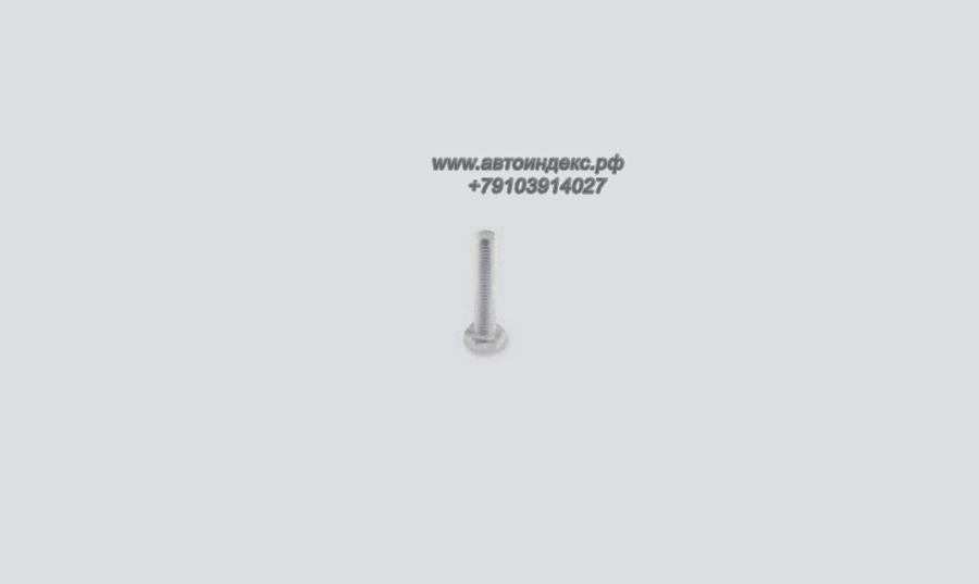 Болт м6х30 УАЗ 000000020142429