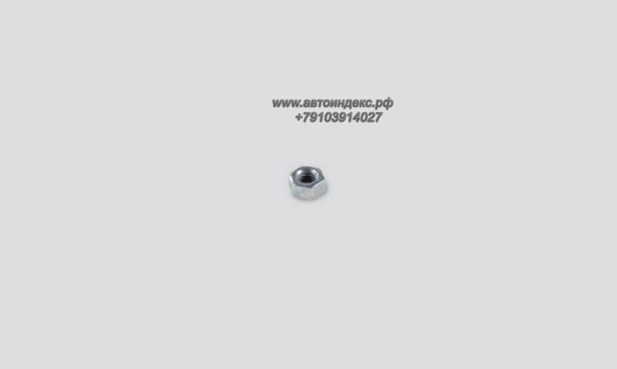 Гайка м6-6н УАЗ 000000025050829